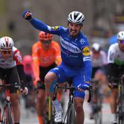 Julian Alaphilippe s'offre un nouveau plaisir au sprint