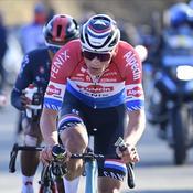 Après son grand-père Raymond Poulidor, Mathieu Van der Poel veut marquer l'histoire du cyclisme