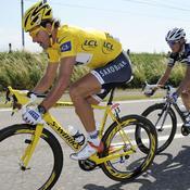 Fabian Cancellara-Andy Schleck