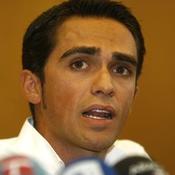 Alberto Contador - Cyclisme
