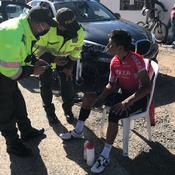 Grosse frayeur pour Quintana, renversé par une voiture en Colombie