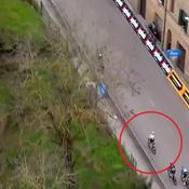 L'attaque tonitruante (et victorieuse) d'Alaphilippe sur les routes de Toscane