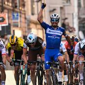 Milan-San Remo : Le sprint victorieux d'Alaphilippe en vidéo
