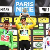 Paris Nice : Quintana s'adjuge la dernière étape, Schachmann s'impose au général