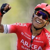 Plus de peur que de mal pour Nairo Quintana