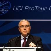 Pat McQuaid, UCI