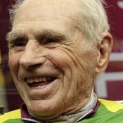 Robert Marchand, 102 ans et un record
