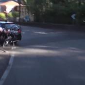 Tour de Lombardie : Schachmann percuté par une voiture extérieure à la course