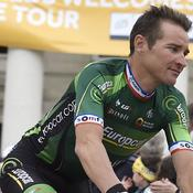 Voeckler victime d'un nouvel accident de la circulation