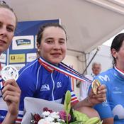 Victorie Guilman, Jade Wiel et Aude Biannic