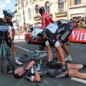 La chute de Mark Cavendish