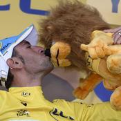 Nibali, le lion du Tour