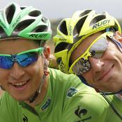 Sagan et Nibali s'amusent