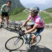 Paolo Savoldelli, tour d'italie