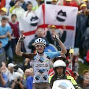 Bardet premier vainqueur français