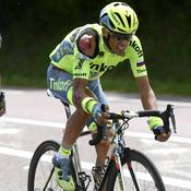 Contador abandonne