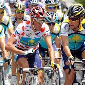 Alberto Contador-Lance Armstrong