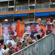 Supporters des frères Schleck