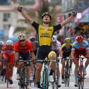 Giro : Enrico Battaglin s'offre la cinquième étape