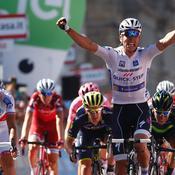 Giro : Jungels vainqueur d'un final électrique devant Quintana et Pinot