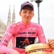 Tao Geoghegan Hart, vainqueur surprise du Giro : «Certains diront que j'ai eu de la chance»