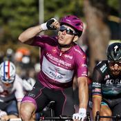 Tour d'Italie : Euphorique, Arnaud Démare triple la mise