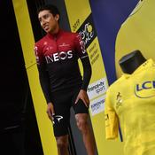 Bernal, nouveau Maillot jaune du Tour : «Je n'y ai pas cru jusqu'à ce que je reçoive le maillot»