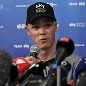 «Innocent», Froome se dit «excité» d'être au départ du Tour