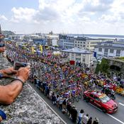 Le Tour de France partira de Brest en 2021