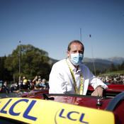 Prudhomme : «Quand le Tour sort de France pour un grand départ, c'est tout sauf anti France»