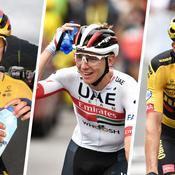 Roglic, Pogacar, Van Aert : ce qu'il faut retenir de la première partie du Tour