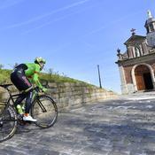 Sagan-Gilbert, «Muur», Monument: place au Tour des Flandres