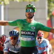 Tour de France : Peter Sagan vainqueur au sprint de la 5e étape