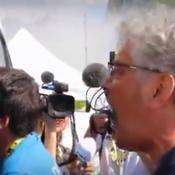 Tour de France 2019 : l'explosion de joie d'un Marc Madiot en transe à l'arrivée de Thibaut Pinot