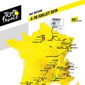 Tour de France 2019: les temps forts d'un parcours haut perché