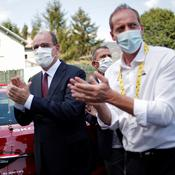 Tour de France : «cas contact» de Christian Prudhomme, Jean Castex va «immédiatement subir un test»