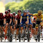 Tour de France : dans le peloton, un grand «ouf» de soulagement