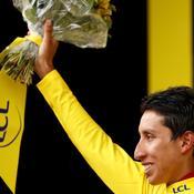 Tour de France: Egan Bernal, la nouvelle voie