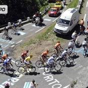 14e étape Tour de France 2010