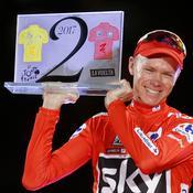 Vuelta : Froome rejoint Anquetil et Hinault dans la légende