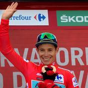 Vuelta : Miguel Angel Lopez prend le pouvoir en montagne