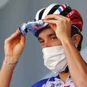 Thibaut Pinot met déjà fin à sa Vuelta et à une saison noire