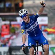 Vuelta : Cavagna soliste, Roglic entre chute et polémique