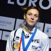 Escrime : Manon Brunet vice-championne d'Europe au sabre