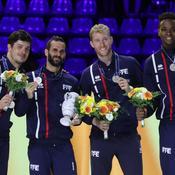 Mondiaux d'escrime:  à un an des Jeux de Tokyo, la France frappe fort
