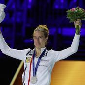 Pauline Ranvier, vice-championne du monde en fleuret : «Je n'étais pas très loin mais…»