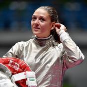 Pour l'escrimeuse Manon Brunet, les Jeux de Rio ne sont plus qu'un mauvais souvenir