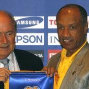 Sepp Blatter-Mohamed ben Hammam