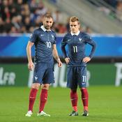 Antoine Griezmann ne prend pas parti dans la polémique Benzema/Giroud