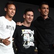 Joueur Fifa de l'année : Neymar finaliste aux côtés de Ronaldo et Messi